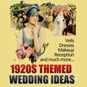 1920s Themed Wedding Ideas