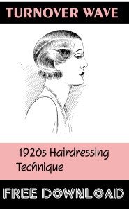 Image of Styled Hair